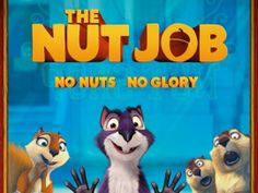 Family Movie Night: The Nut Job Forest Park, Georgia  #Kids #Events