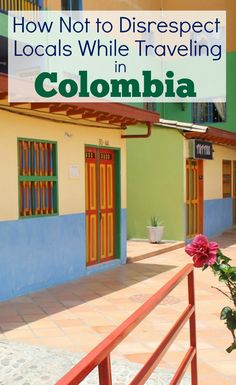 This post will help you gel with locals while visiting Colombia.