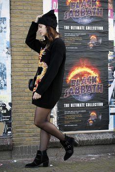 valentino knit jumper dress chloe georgia bag nubikk freddy boots