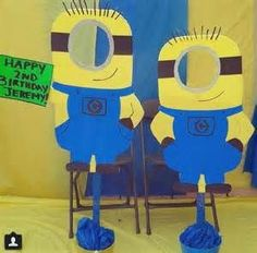 minion cut outs - Yahoo Image Search Results