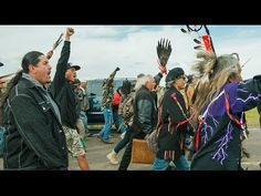 2,000 veterans to act as human shields for activists at Standing Rock...