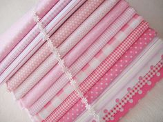 Pink Fabric Pink Cotton