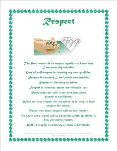 tolerance quotes for kids | Download Values Posters