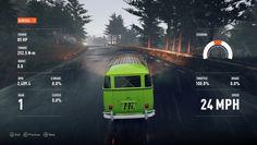 Forza Horizon 2 Game UI By deadpixel Creative