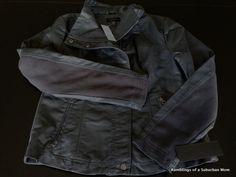 3dd51dd1bd0 September 2014 Stitch Fix. RD Rhonda knit back faux leather jacket