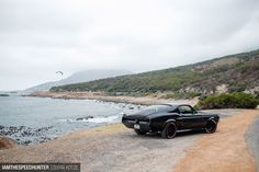 The Black Death: In A Fastback - Speedhunters Ford Mustang 1968, 1968 Ford Mustang Fastback, Ford Mustang Shelby Cobra, Mustang Boss, Ford Mustangs, Car Images, Car Pictures, Car Pics, Top Sports Cars