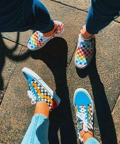 - Source by heelstplahndr sneakers vans Vans Sneakers, Vans Customisées, Mens Vans Shoes, Pink Vans, Vans Men, Sock Shoes, Women's Shoes, Vans Shoes Fashion, Van Shoes