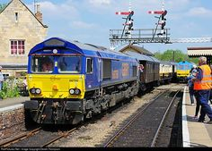RailPictures.Net Photo: 66750 GBRailfreight Class 66 at Peterborough, United…