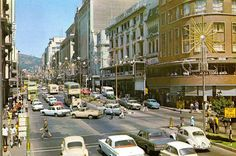 Vintage Historical Cape Town photos - old pictures of Cape Town Colorful Pictures, Old Pictures, Old Photos, Cape Town South Africa, The Good Old Days, Vintage Photographs, Vintage Photos, Live, Street View