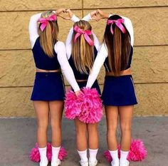 Love cheerleading!                                                                                                                                                      More