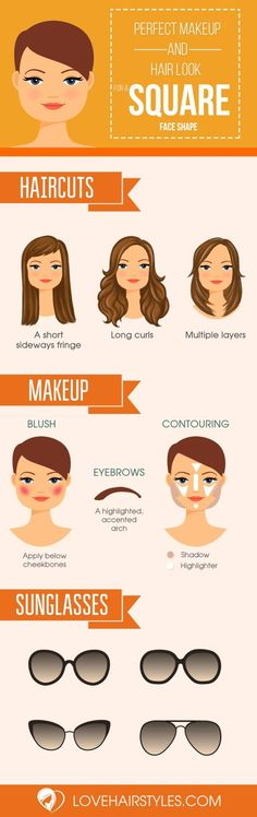 Hairstyles for Square Faces to Try in 2017. If you wonder which hairstyles for square faces are most flattering, you should opt for a style that softly frames your face and elongates your jaw line.