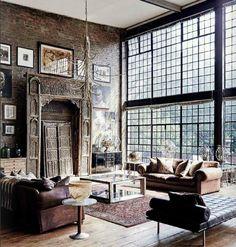 I love the feeling this room invokes.
