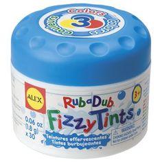 Show details for Fizzy Bath Tints