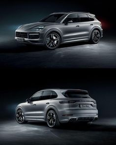 A powerful performance and a powerful appearance are sometimes one and the same. Just like this Cayenne Turbo with SportDesign package. Ferdinand Porsche, Porsche Suv, Porsche Cayenne Gts, Cayenne Turbo, Top Luxury Cars, Bugatti Cars, Cars And Coffee, Hot Cars, Cars And Motorcycles