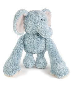 This Elesia the Elephant Huggable Plush by Nat & Jules is perfect! #zulilyfinds