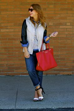 {Sealed With Style} loving this layered outfit