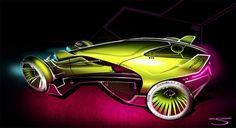 Driving The Future @ FireballTim.com