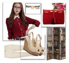 """Banggood 3"" by april-lover ❤ liked on Polyvore featuring Pier 1 Imports and River Island"