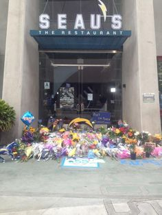 SAN DIEGO MOURNS. RIP JUNIOR SEAU