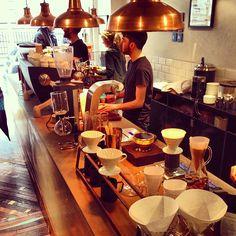 Brew Lab Coffee in Midlothian, Midlothian