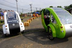 TreeHugger: Meet the ELF: An American-built solar-powered trike