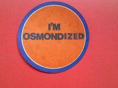 Osmondized