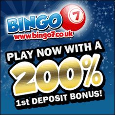 £20 FREE AND 200% FREE 200% welcome bonus plus the chance to win up to £2,500 spinning the wheel  -http://www.popularbingosites.co.uk/new-bingo-sites/