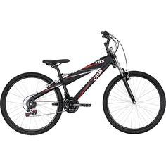 a5cd03533 Bicicleta Caloi TRS Aro 26 21 Marchas MTB - Preto