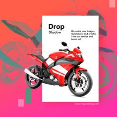 """Drop shadow basically means shadows that are """"dropped"""" behind an object. You will find 'Drop Shadow' on the layer style menu. Our expert team can create drop shadow effect for you that will look realistic at the expense of a competitive price."""