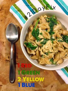 21 Day Fix Chicken Mac and Cheese