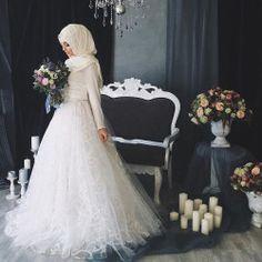 #hijabi #bride