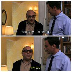 When Peter Met Mozzie.