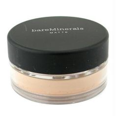 bareMinerals MATTE SPF 15 Foundation with Click, Lock, Go Sifter - Light ** Click image for more details.