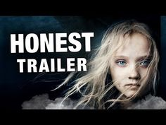 Honest Trailers - Les Miserables - Poor Russell Crowe, nobody liked his performance.