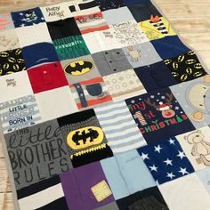 My latest keepsake blanket and first of 2018 😊 Keepsake Quilting, Little My, Organic Baby, Uk Shop, Baby Bodysuit, Quilts, Blanket, Handmade Gifts, Crafts