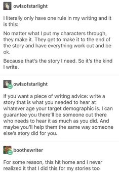 This is great writing advice 👍 Creative Writing Prompts, Book Writing Tips, Writing Words, Writing Quotes, Writing Resources, Writing Help, Writing Ideas, Writing Workshop, Fiction Writing