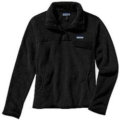 Patagonia pullover. LOVE mine.  Perfect for winter.