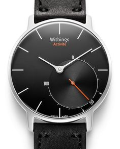 Withings Activité is the new generation Swiss Made watch, combining time and activity tracking.