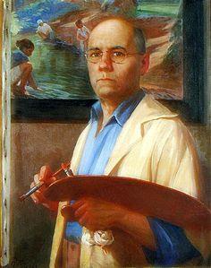 El Museo de Alberto: Self portrait