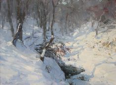 Vitaly Makarov - Winter Sun