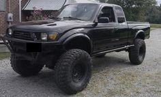 Toyota Tacoma Lifted, 2010 Toyota Tacoma, Toyota Pickup 4x4, Toyota Trucks, Toyota 4runner, Tacoma 2000, Tacoma Truck, Trophy Truck, Truck Camping