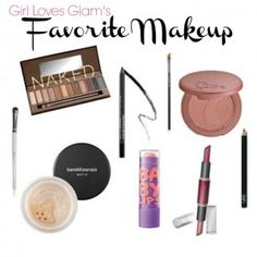 My Favorite Makeup: A Month of Makeup - Girl Loves Glam