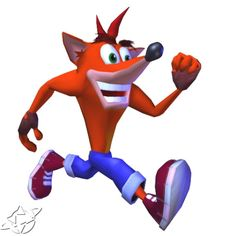 crash bandicoot, the reason i'm a gamer