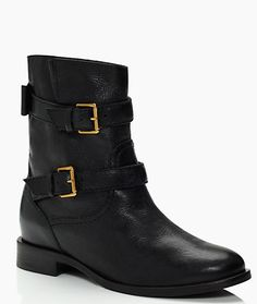 Buckle boots #fallmusthaves