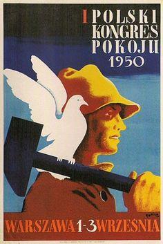 Tadeusz Gronowski Polish Peace Congress 1950