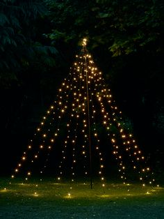 Light tree build a beautiful lawn decoration without inflation outdoor light up tree tower christmas trees cox cox aloadofball Image collections