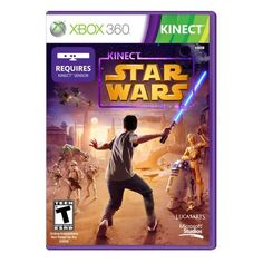 Kinect Star Wars  Xbox 360 by LucasArts >>> Be sure to check out this awesome product. Note:It is Affiliate Link to Amazon.
