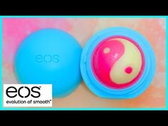 DIY: Make Your Own EOS Lip Balm! (Recycle Old EOS Container) - YouTube