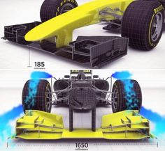 Formula 1 2014 – Regualtion changes explained