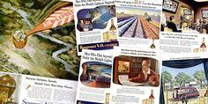 Seagram's 'Men Who Play Beyond Tomorrow' Vintage Ads http://www.bourbonbanter.com/banter/seagrams-men-play-beyond-tomorrow-classic-whiskey-ads/